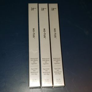 Set of 3 It Cosmetics Waterproof Black Eyeliner